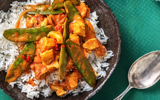 This Creamy Chicken Curry Is So Tasty Youll Want To Eat It