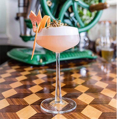 The Harry Belfonte Cocktail