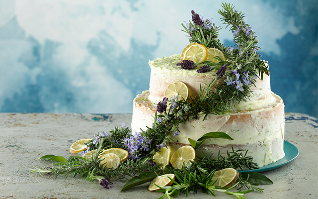 Almond Wedding Cake.You Don T Need To Be Planning A Wedding To Fall In Love With This