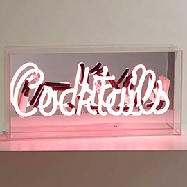 Pink neon 'cocktails' sign.jpg