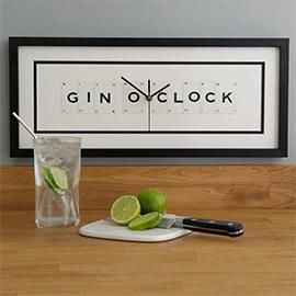 Gin o'clock rectangle clock.jpg
