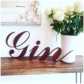 Rustic metal gin sign.jpg