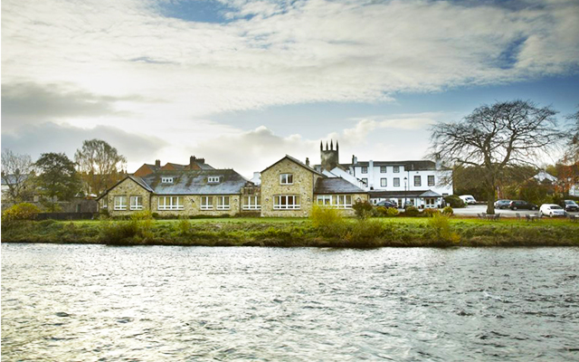 The Trout Hotel is ideally situated for a visit to the award-winning Lakes Distillery