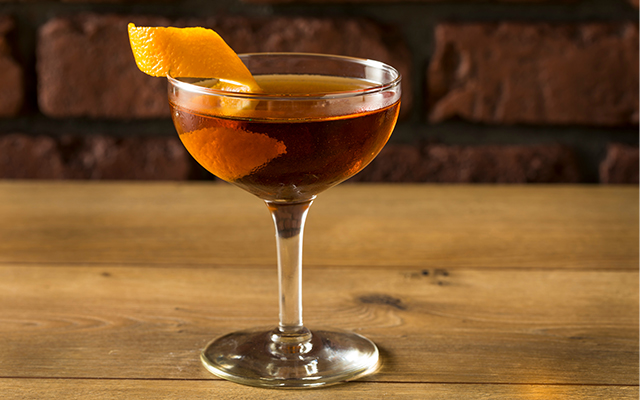 The Martinez is thought to have been a precursor to the Martini