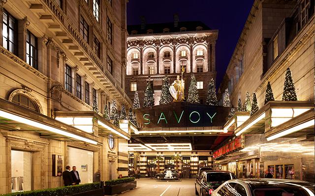 Source:  Savoy Christmas