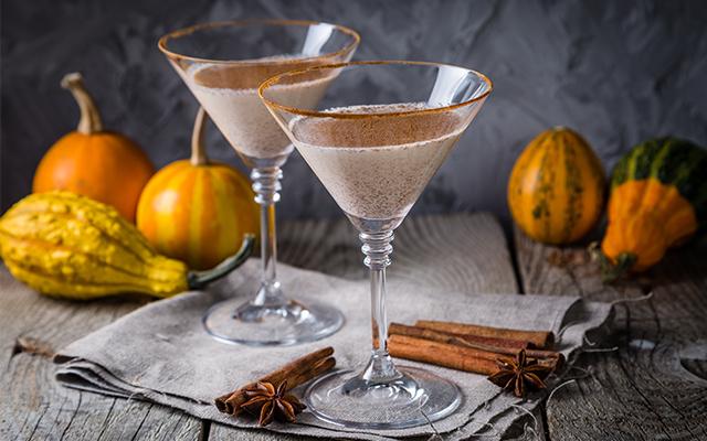Dirty Chai Espresso Martini