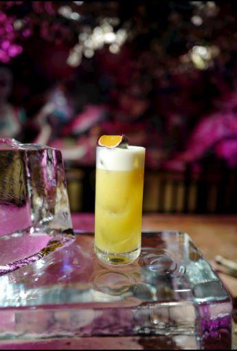 """""""Nihon Star"""", winner of London Cocktail Week's Best Cocktail 2019. Source: DrinkUp.London"""