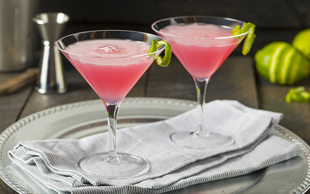 Swap Vodka For Gin In Your Cosmopolitan For A Fabulous New Take On The Classic Cocktail Craft Gin Club The Uk S No 1 Gin Club