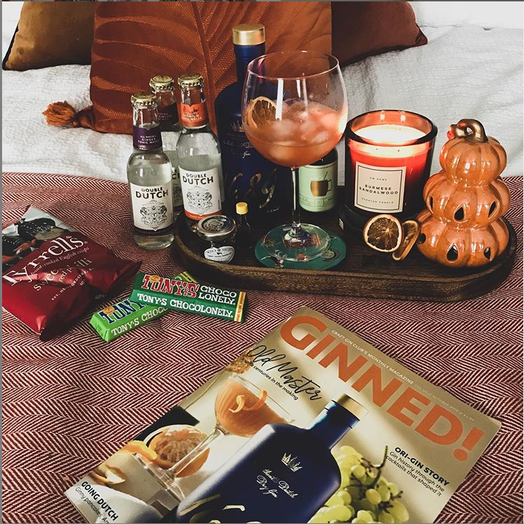 We're getting MAJOR autumn vibes from Katie's lovely display over on Instagram!