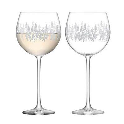 LSA fir tree Christmas gin glasses.jpg