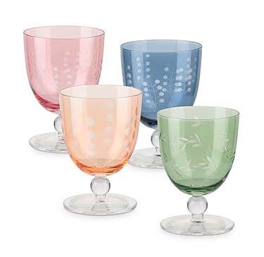 Multicoloured Gin Goblets.jpg