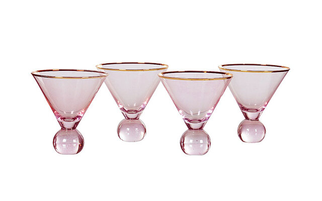 22 of the prettiest gin glasses for summer cocktails