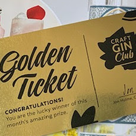 Keep your eyes peeled for a Golden Ticket!