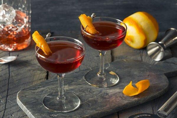 Christmas Spiced Martini