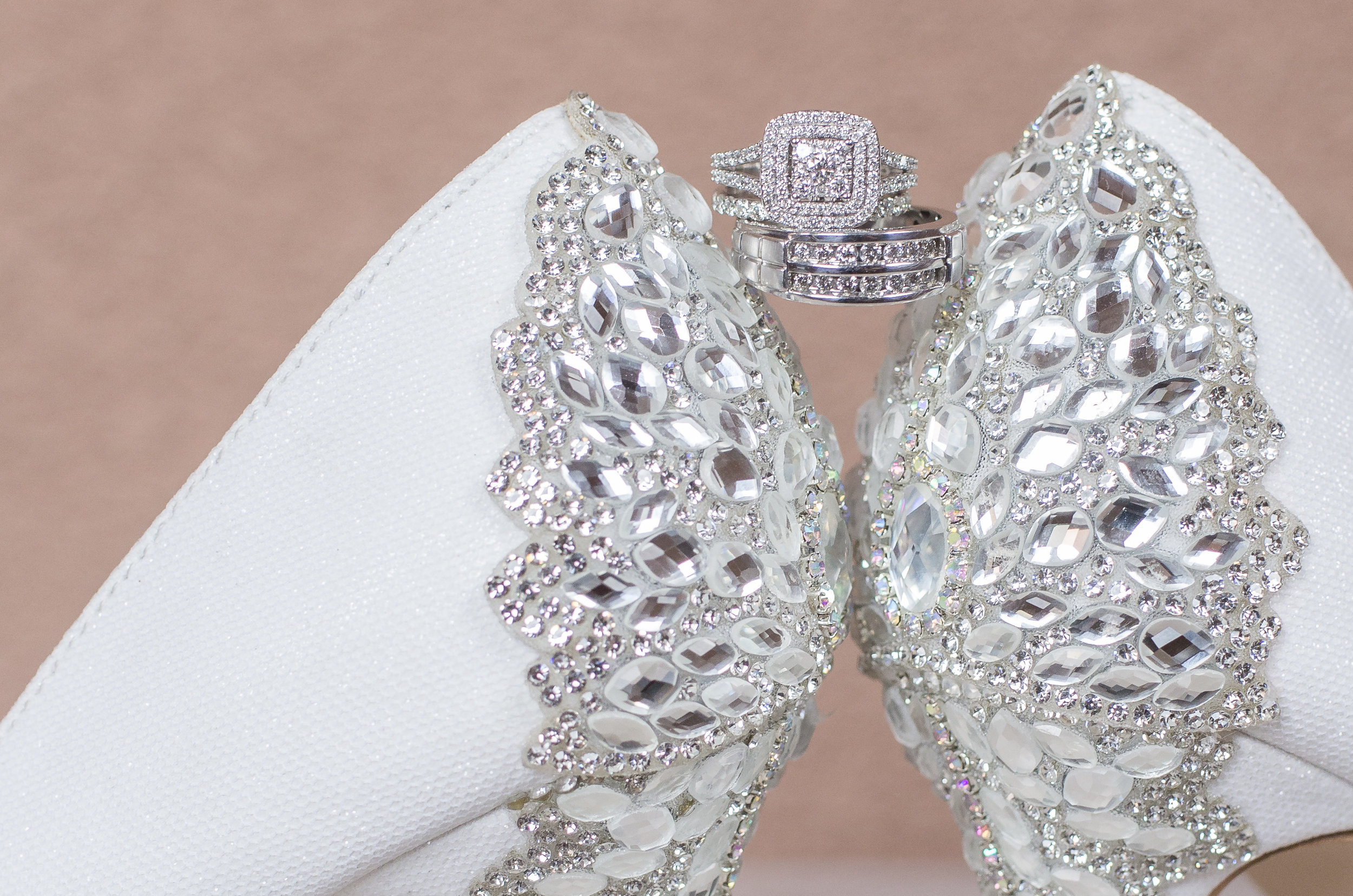 Diamond -starting at $3,950 - The Diamond package includes 10 hours day-of coverage, 2 hours rehearsal dinner coverage, an engagement session, a minimum of 800 wedding-day images, 2 photographers, professional photo edits, and a private online gallery.