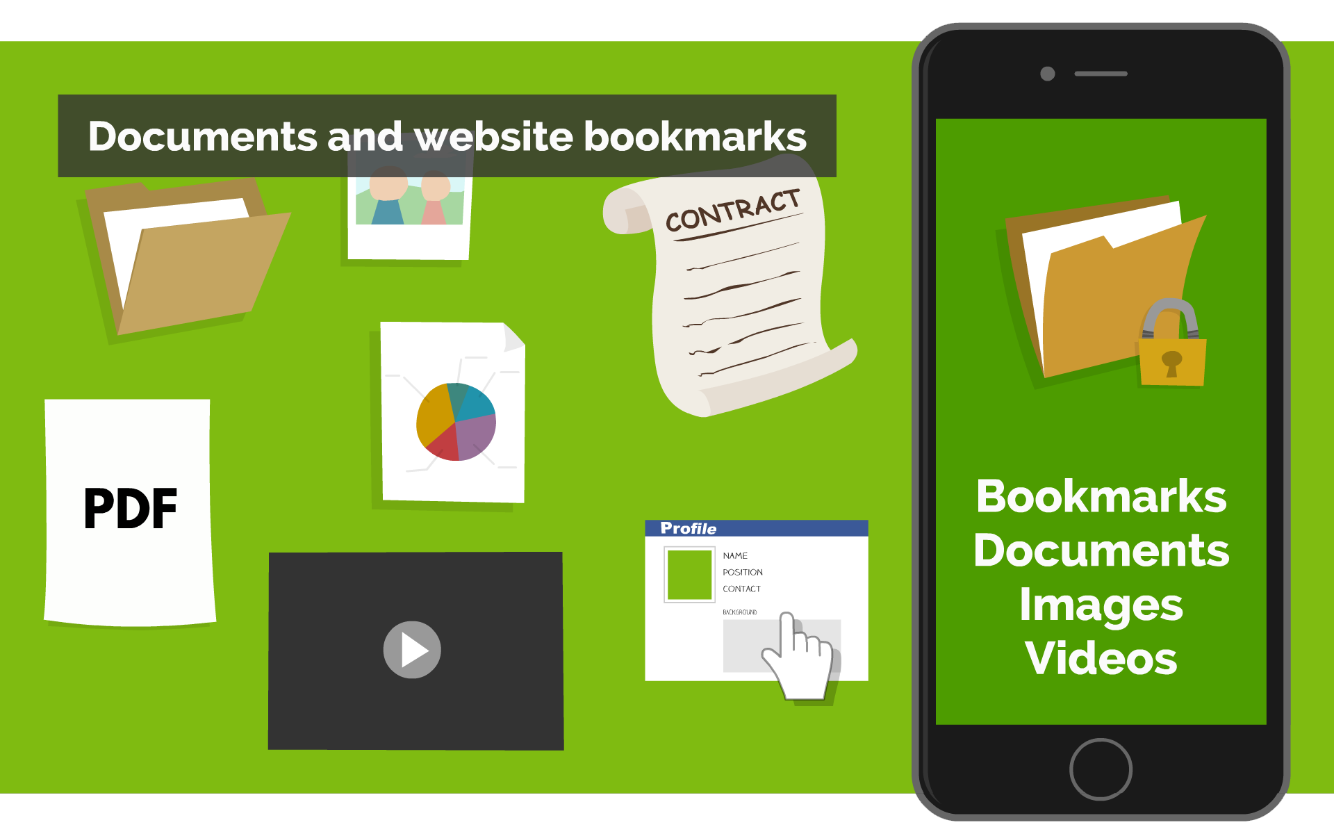 Platopus Retail allows quick and simple sharing of documents throughout your business