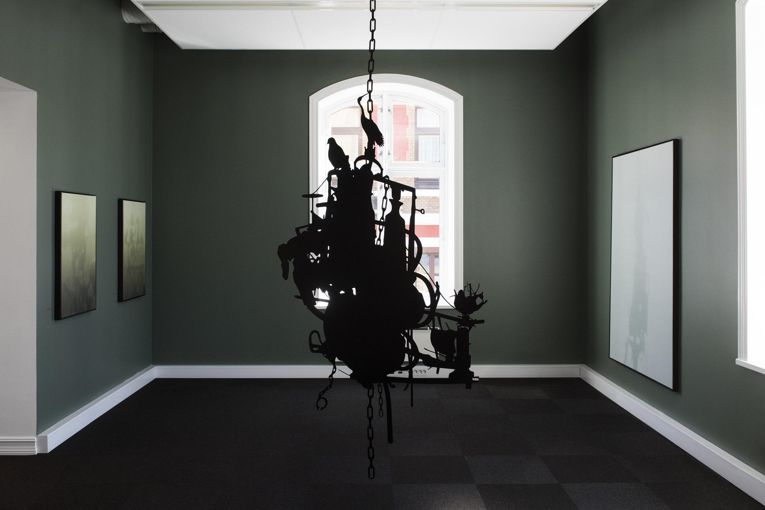 26.04 - 21.05.2017 «Mørkets muligheter» BGE contemporary art projects