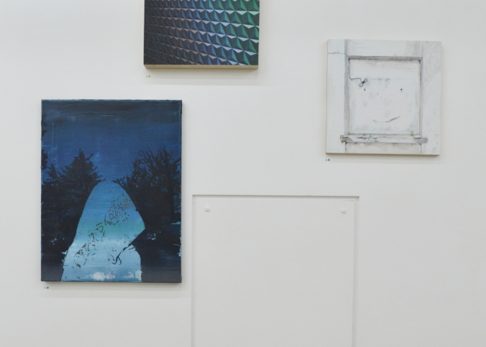 Griffin Gallery Open, Griffin Gallery, London - 2015