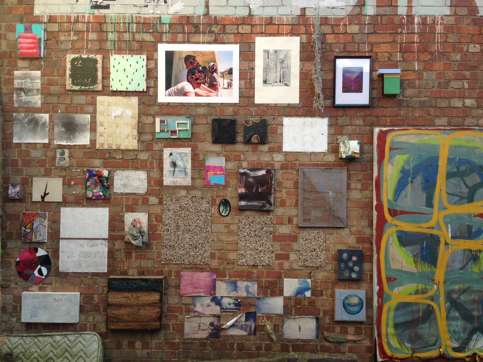 POP LIVING ,Schwartz Gallery, London - 2014