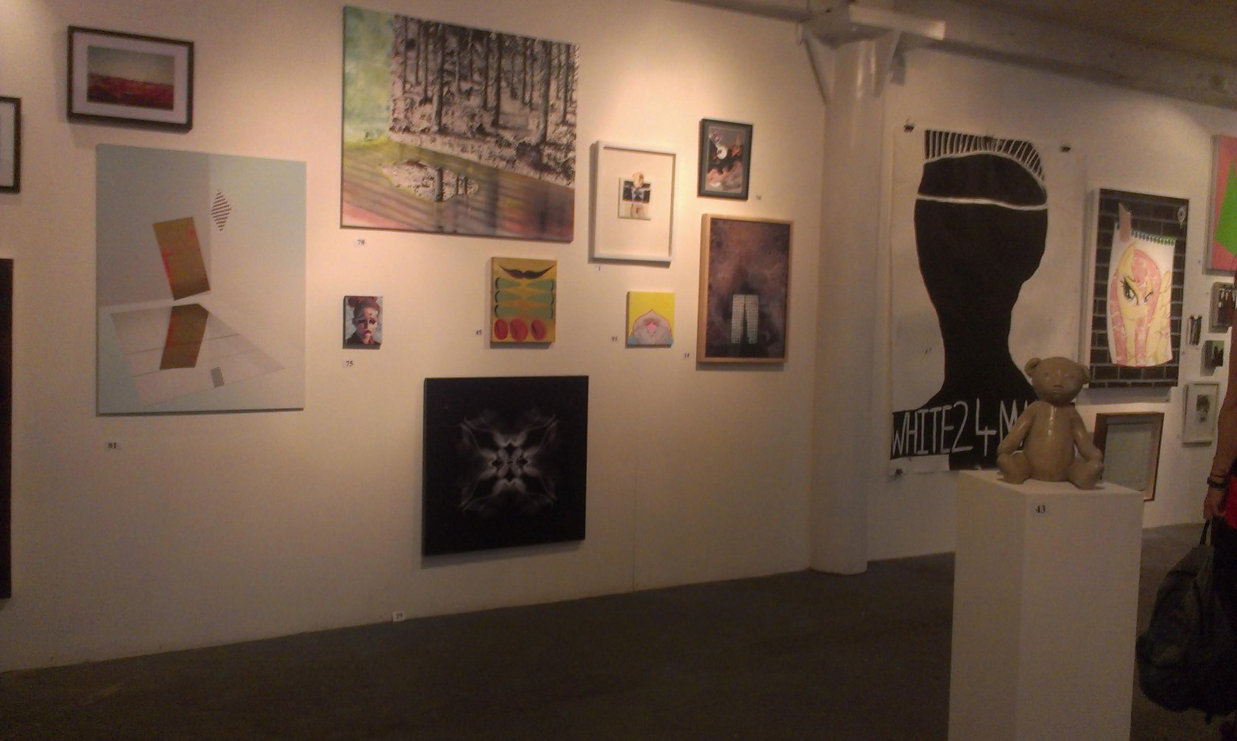 HOT-ONE-HUNDRED , Schwartz Gallery, London - 2013