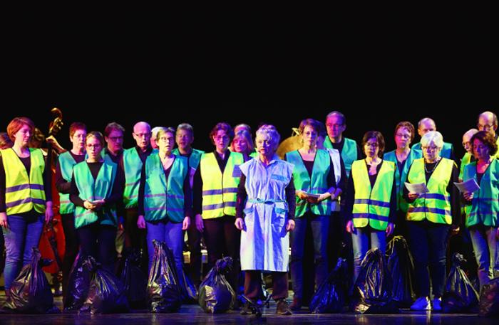 'Bach & Bleekwater' - 2016 Een productie van  Esther Apituleys Locomotive