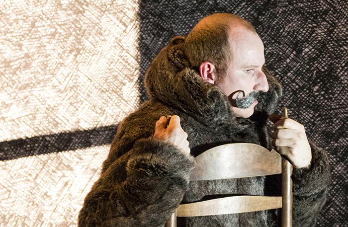 'Gruwel' - 2014  In regie van Gienke Deuten, een productie van Feikes Huis.