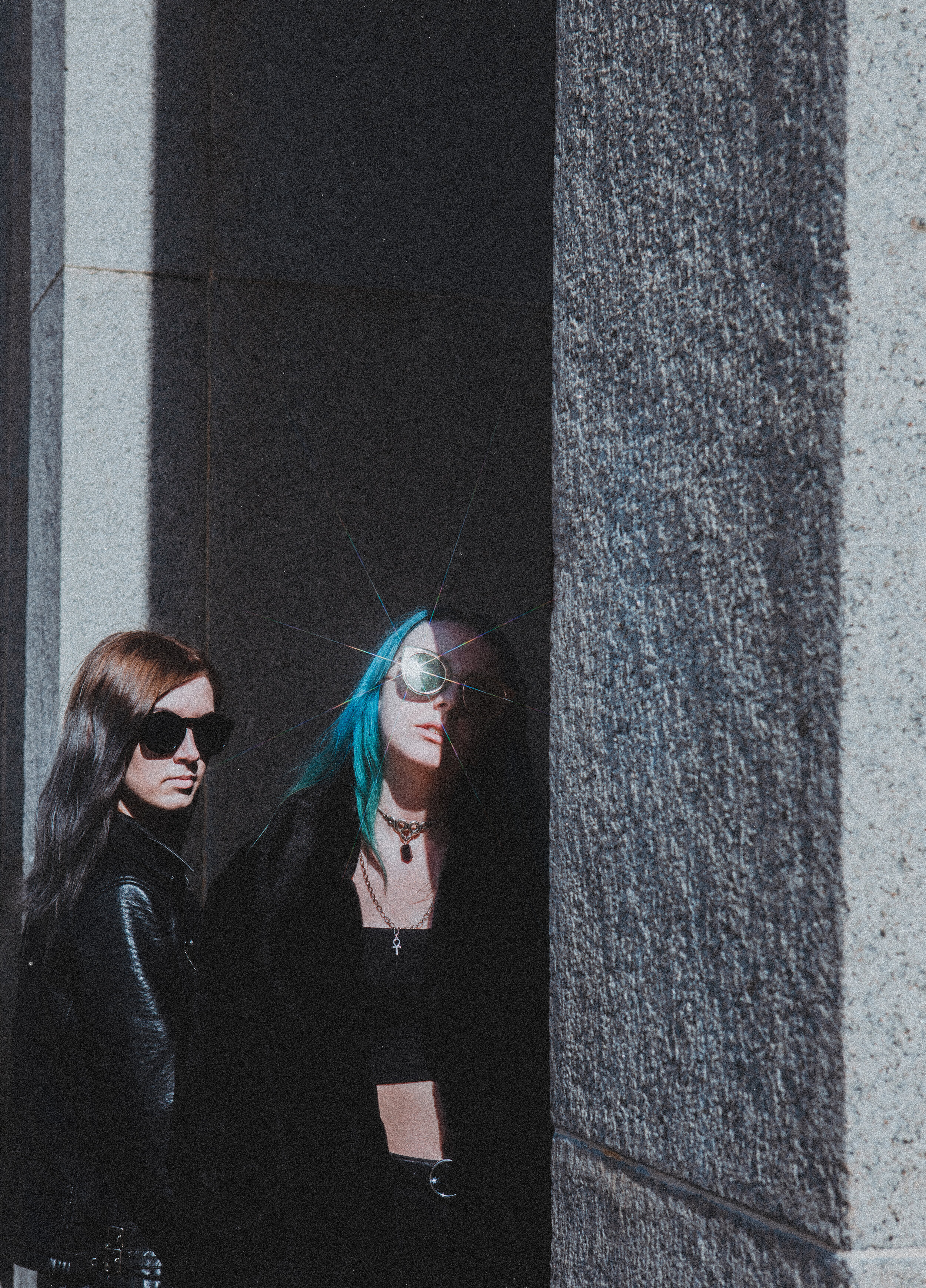 Amber + Martha