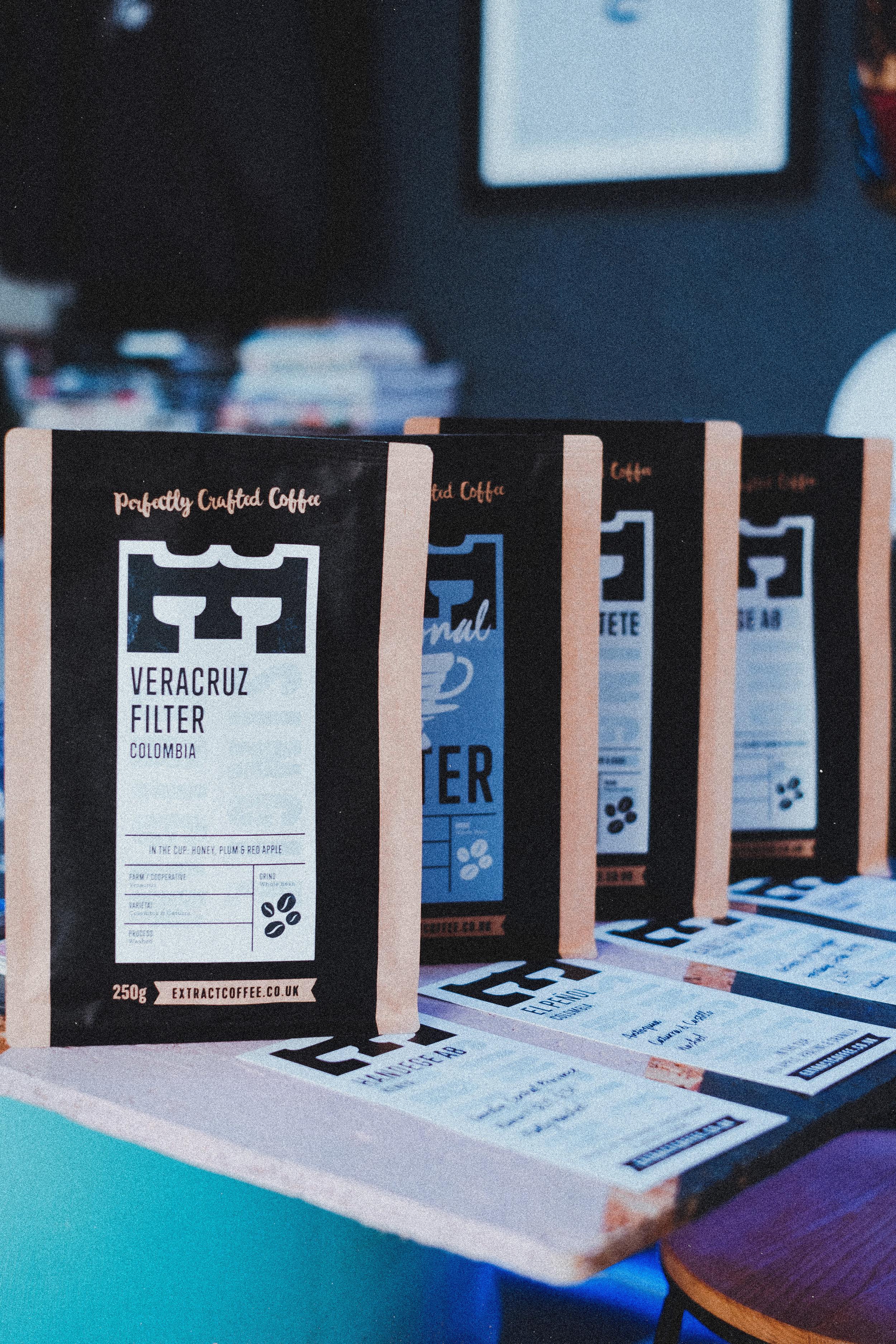 Extract Coffee Masterclass