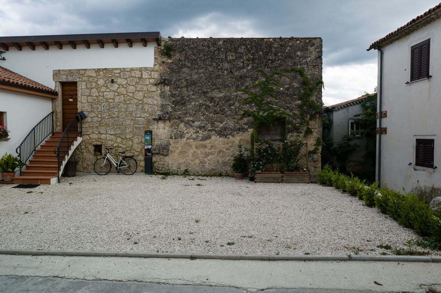 The Masseria And Noce Spagnola -  August 2014