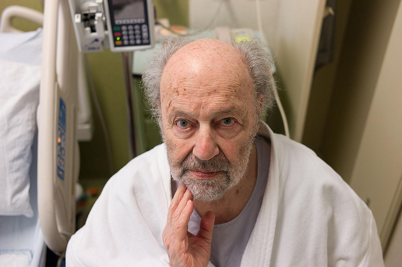 ED at the Jewish General : November 2012
