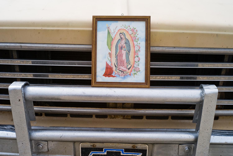 REAL JESUS : Taos, New Mexico, 2009