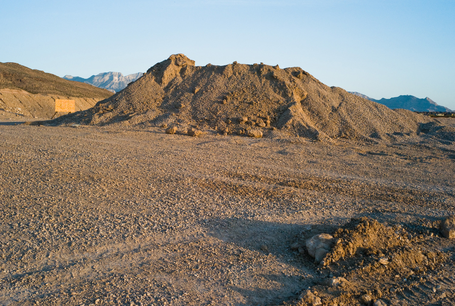 Mounds : Las Vegas 2008