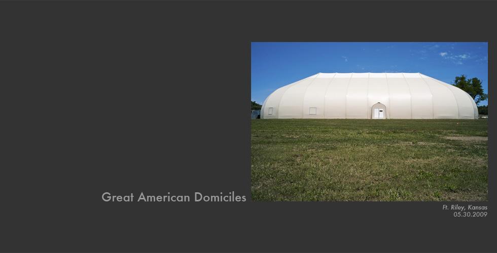 Great American Domiciles