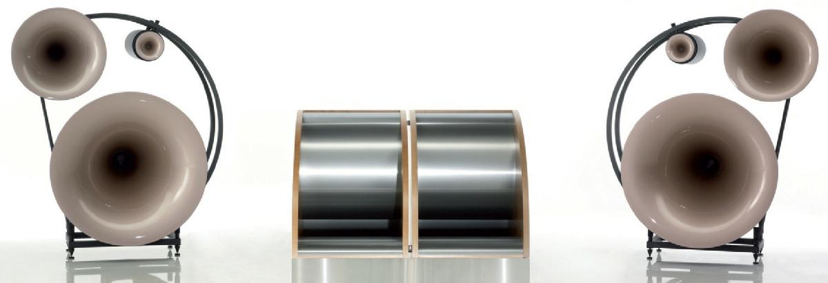 TRIO Classico Light Amber Bronze