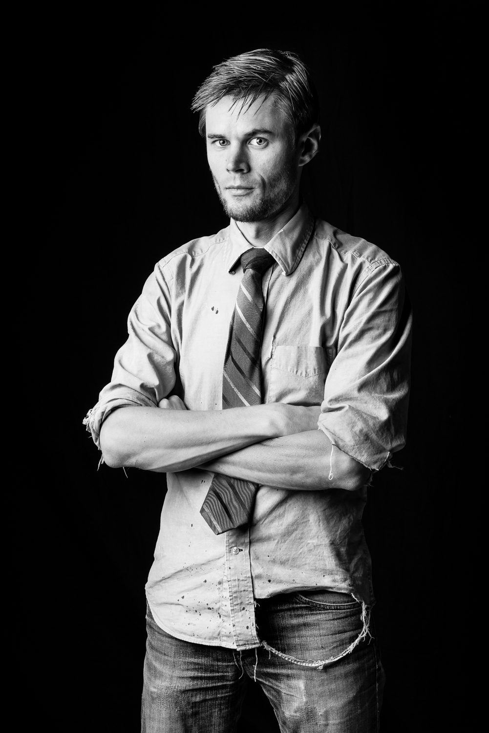 Ian F.G. Dunn, CAM Exposure Time 2014. Photo by Miller Taylor
