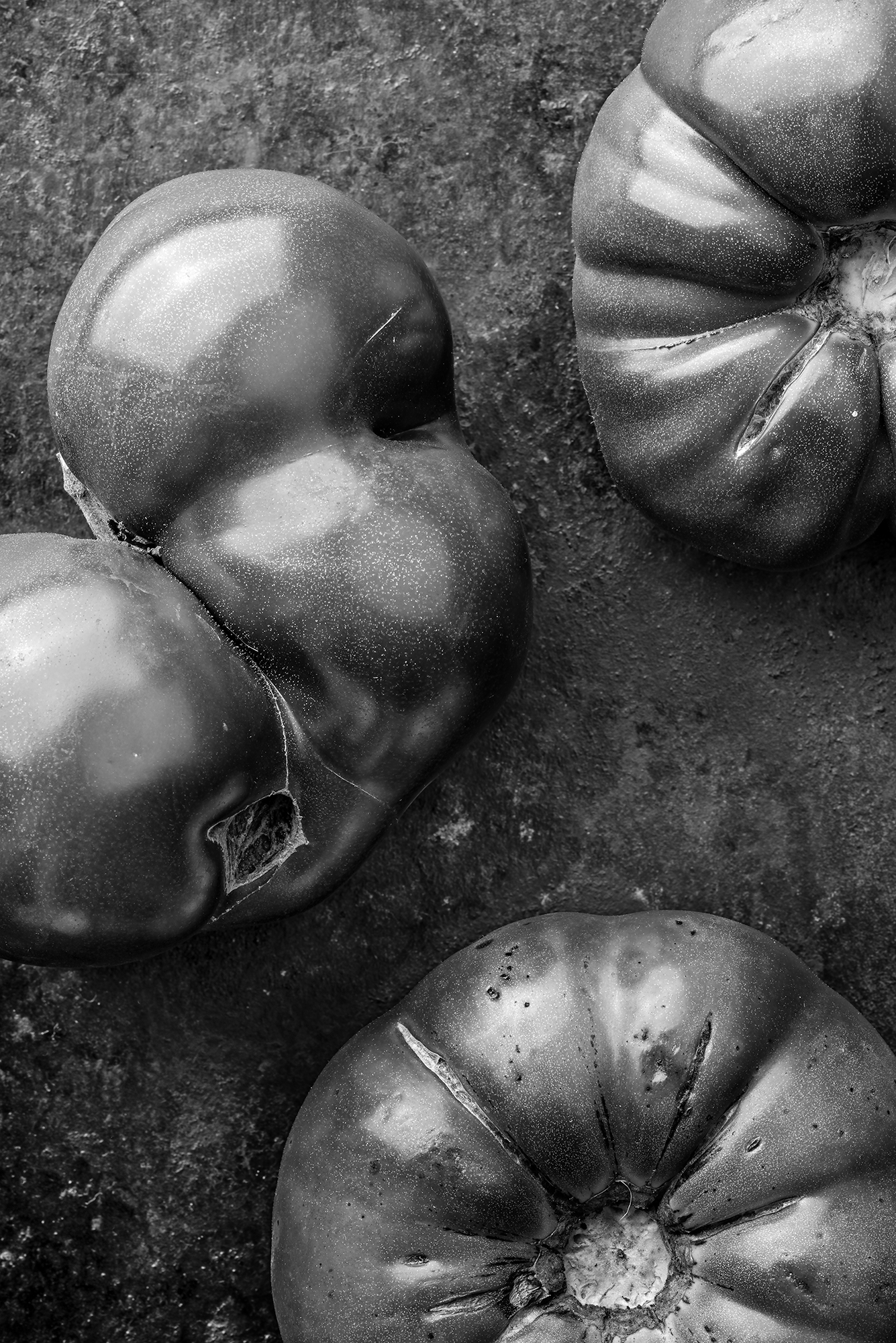 Farmer's Market, Heirloom Tomatoes