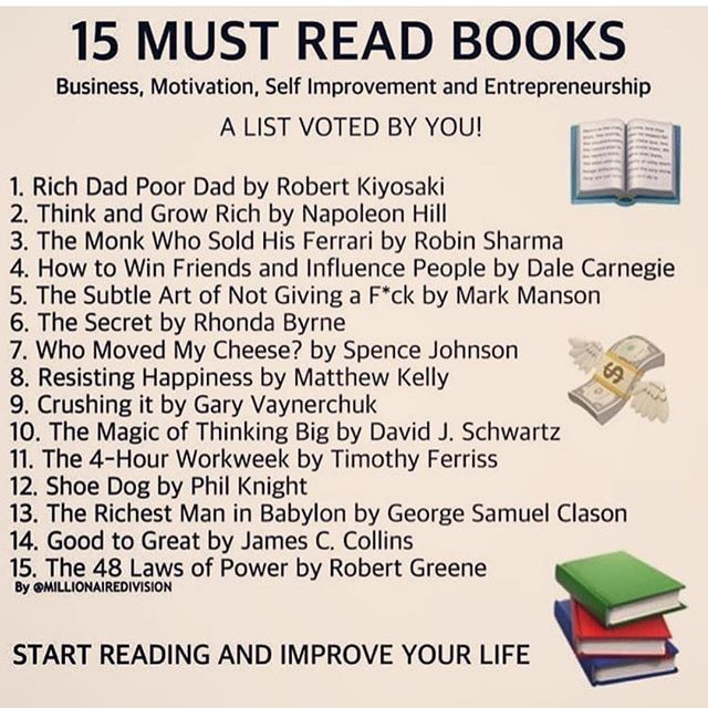 How many do you think I have left to read to complete this list 📚