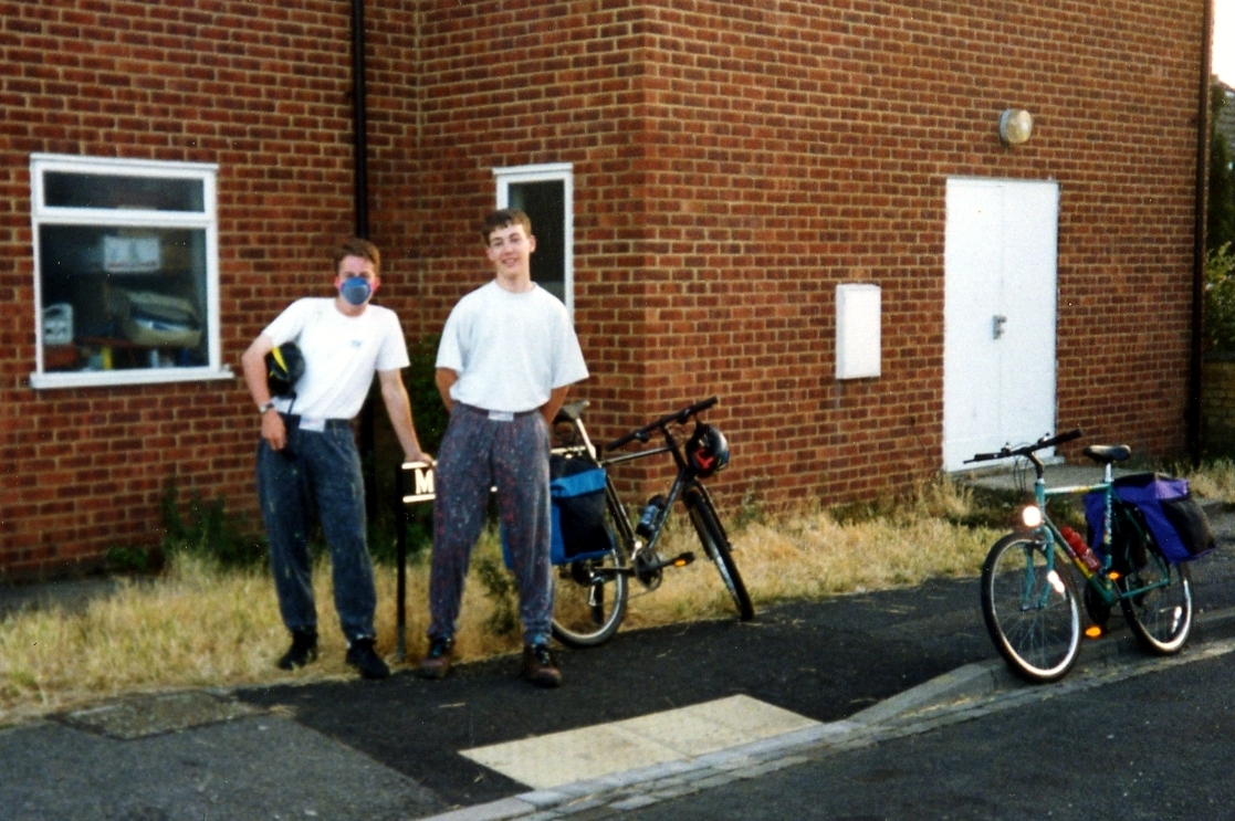 1993: Maidenhead to Land's End