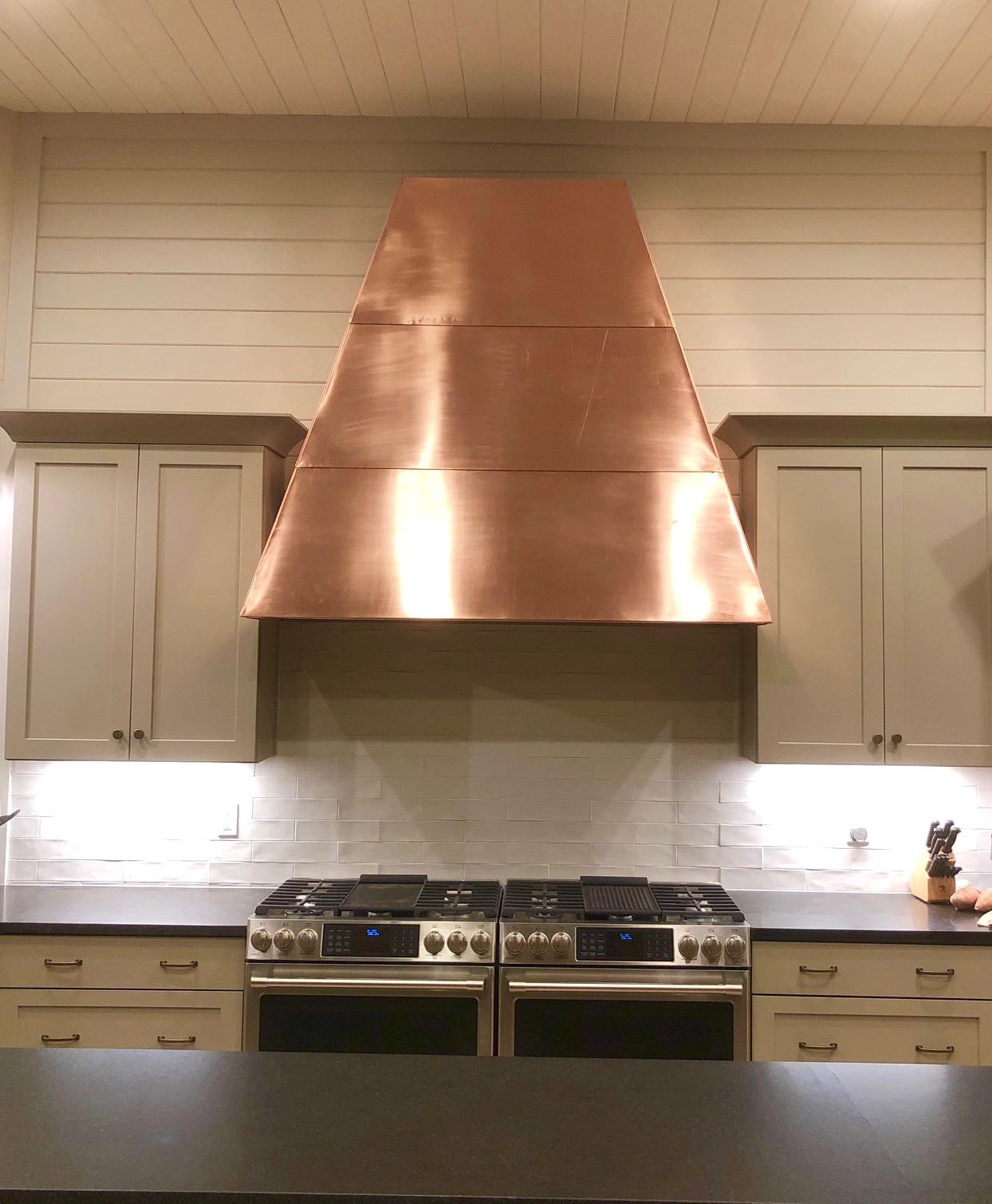 Kitchen Designed by Katrina Porter Designs. Photographed by Paula Coldiron.