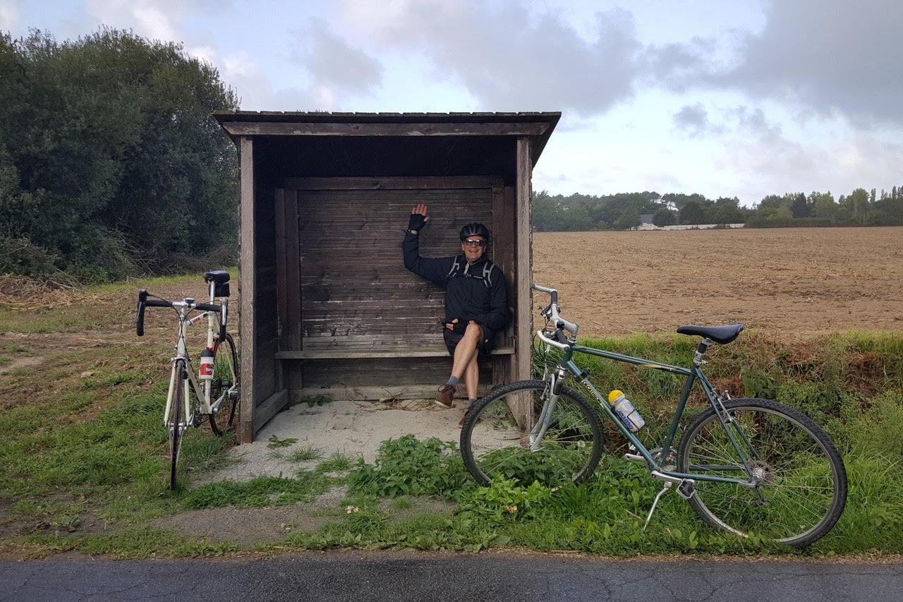 En Bretagne.