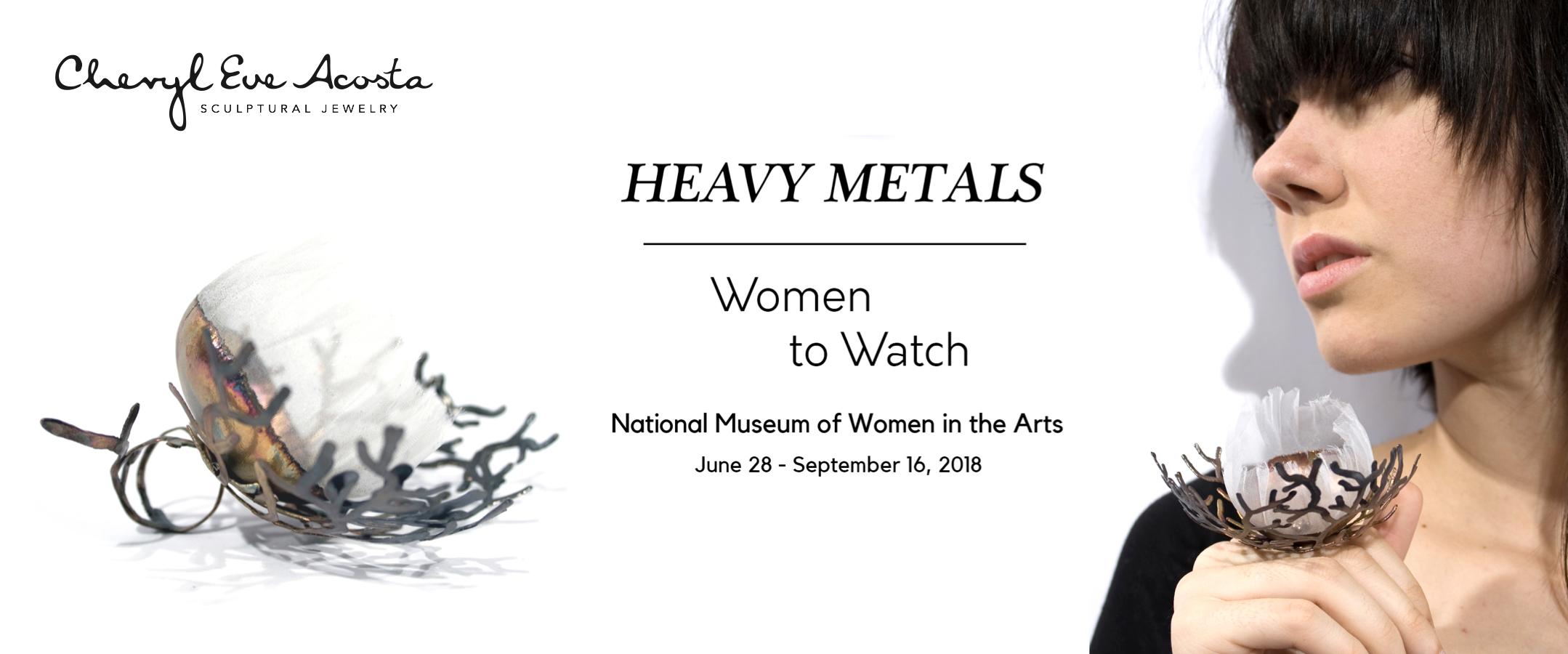 National MuseumWomenToWatchCherylEveacostaHeavyMetals..png