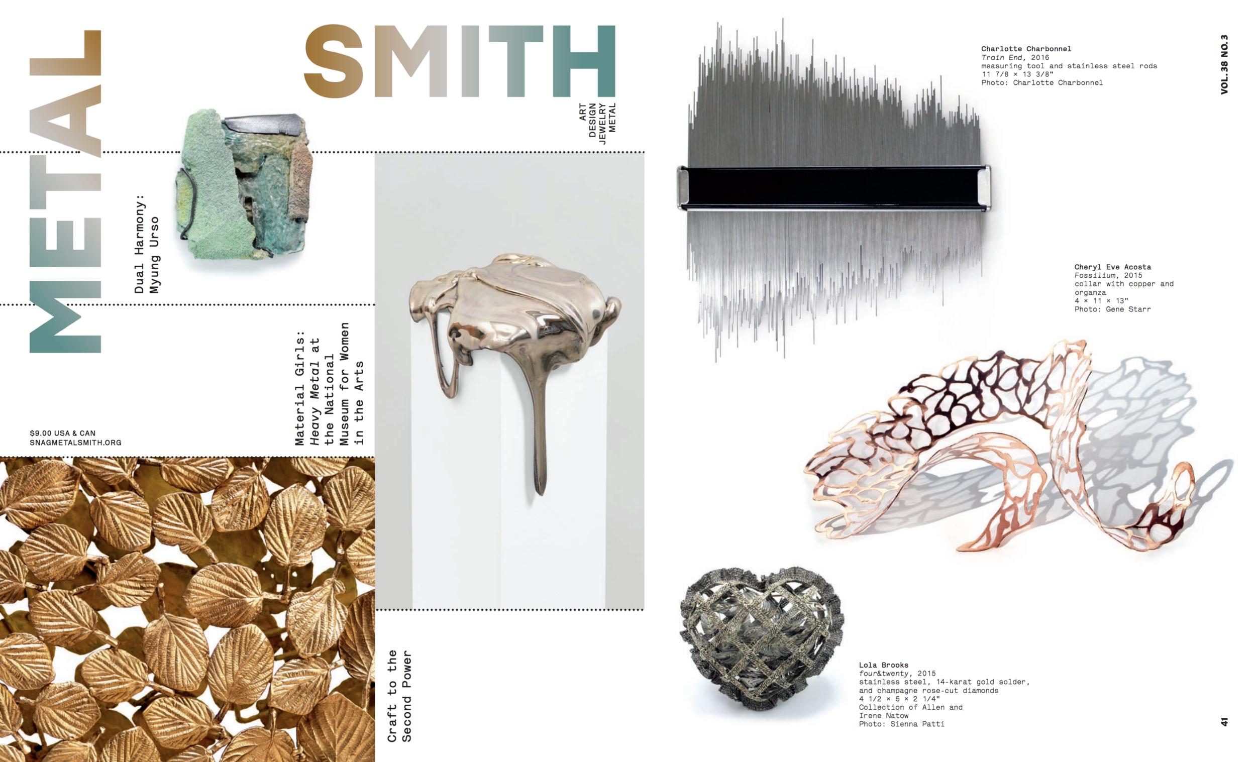 MetalSmith Magazine