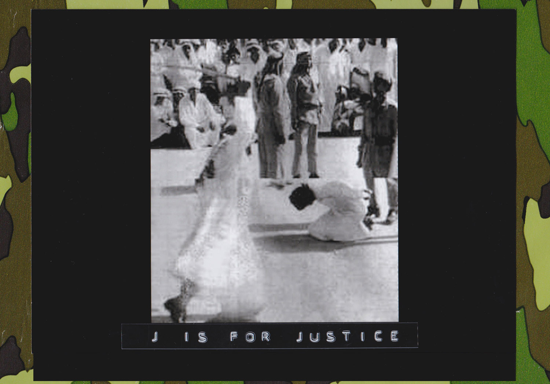 A public execution in Saudi Arabia. (Photographer: Unknown)