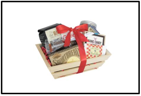 high note gifts nashville gift basket