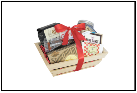 high note gifts nashville gift basket