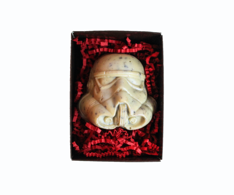 Chocolate Storm Trooper