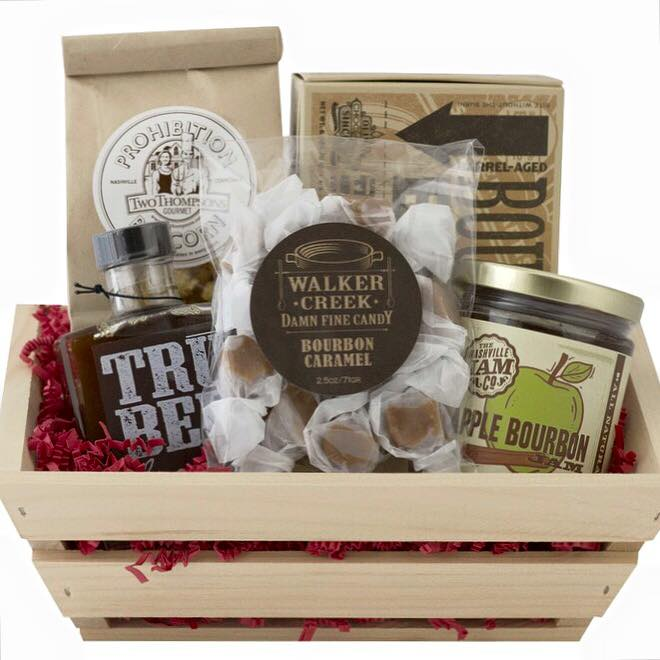Bourbon Bundle Basket