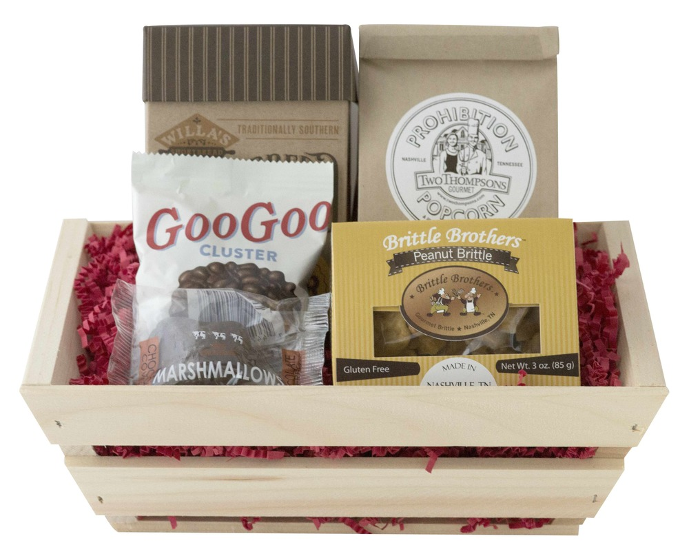 Taste of Nashville Gift Basket