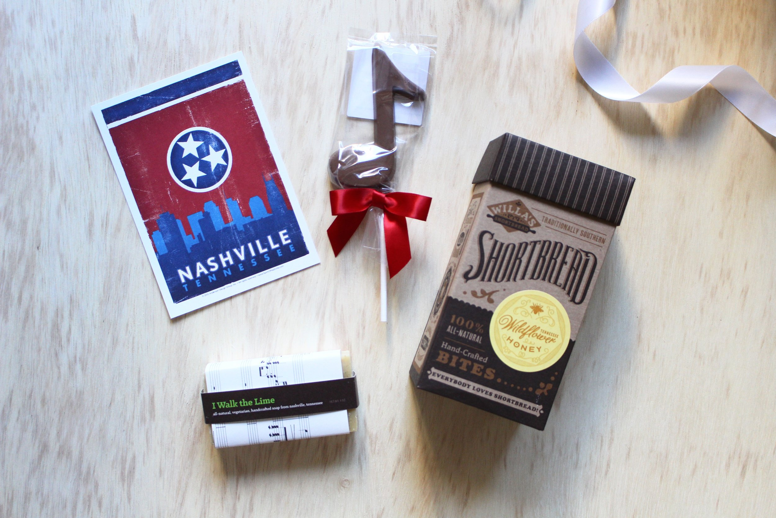 Welcome to Nashville Gift Set