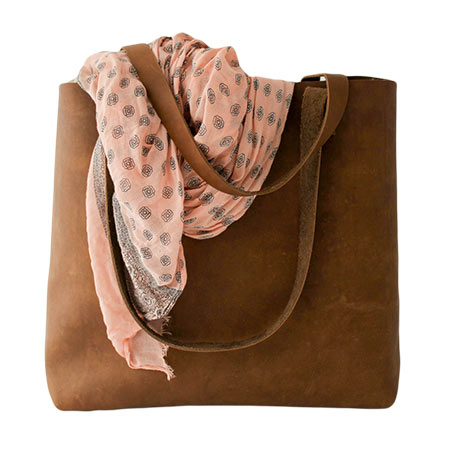Handcrafted Tote for Her